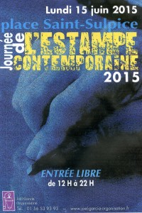 Journee Estampe -15 juin 2015